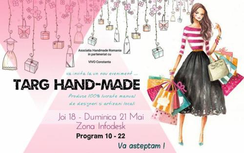 Targ hand-made  21 mai
