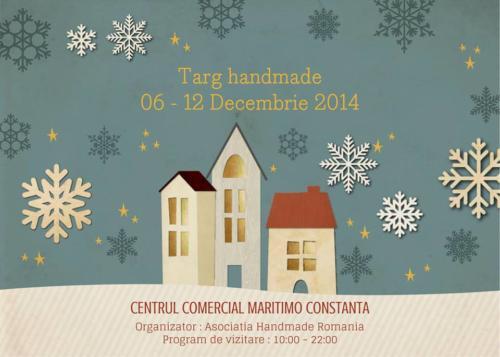 Targ handmade - 6 - 12 dec. 2014