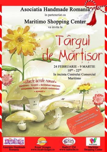 Targul de martisor - 2014